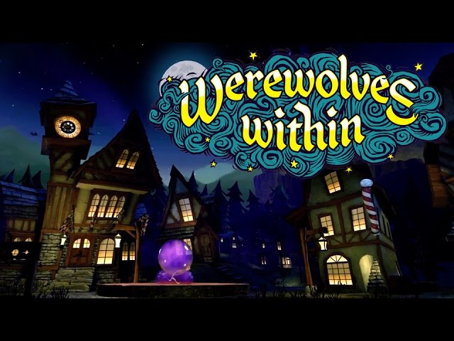 Werewolves Within – Launch Trailer
