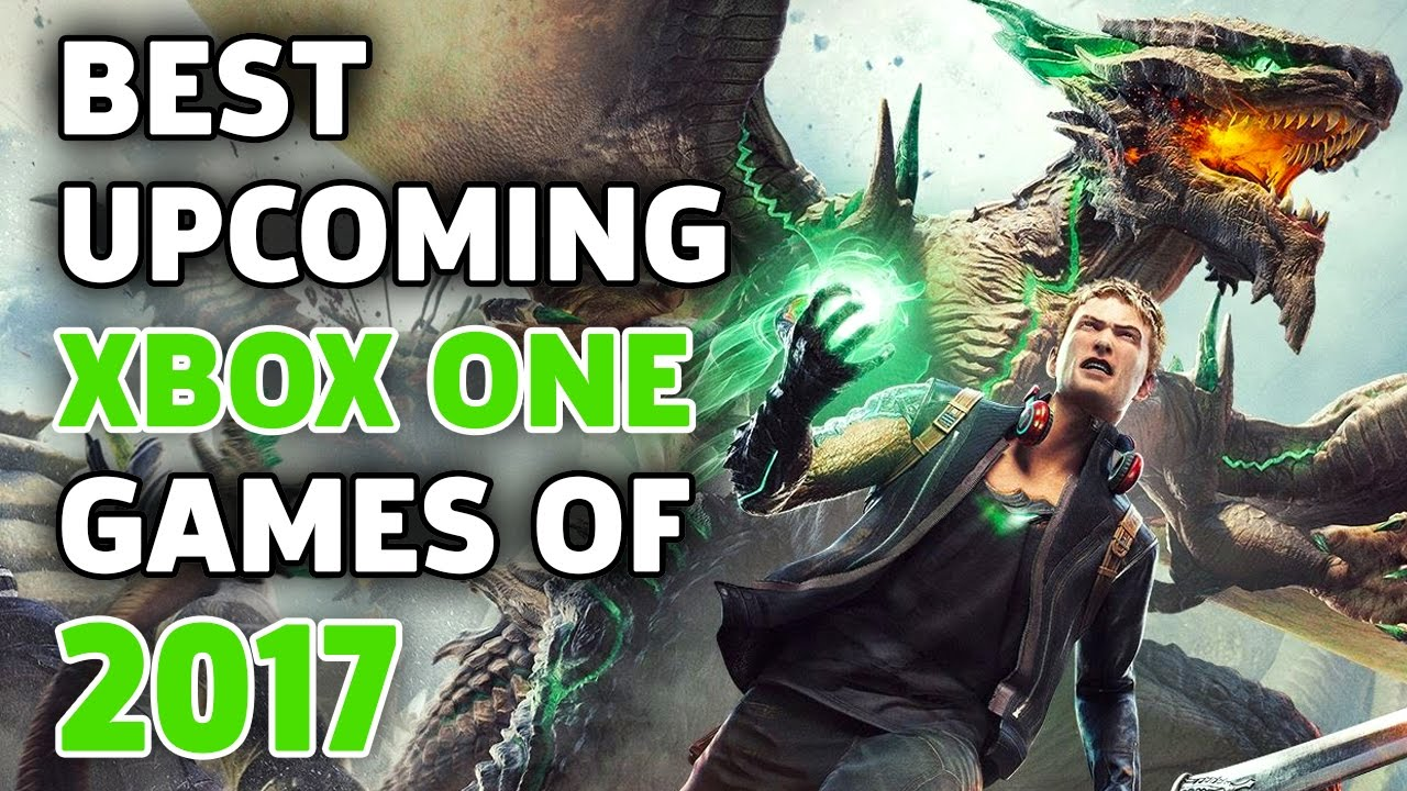 The Biggest Xbox One Games to Play in 2017 – The Lobby