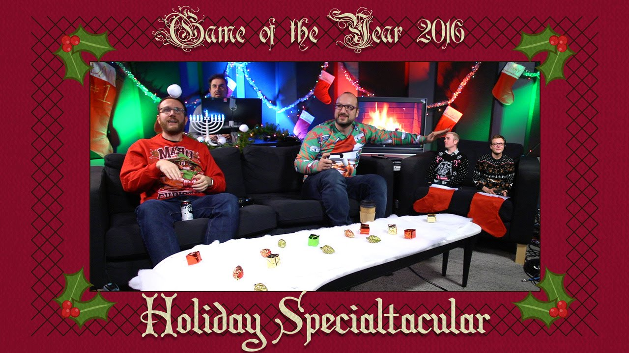 Holiday Specialtacular 2016: Happy New Gears