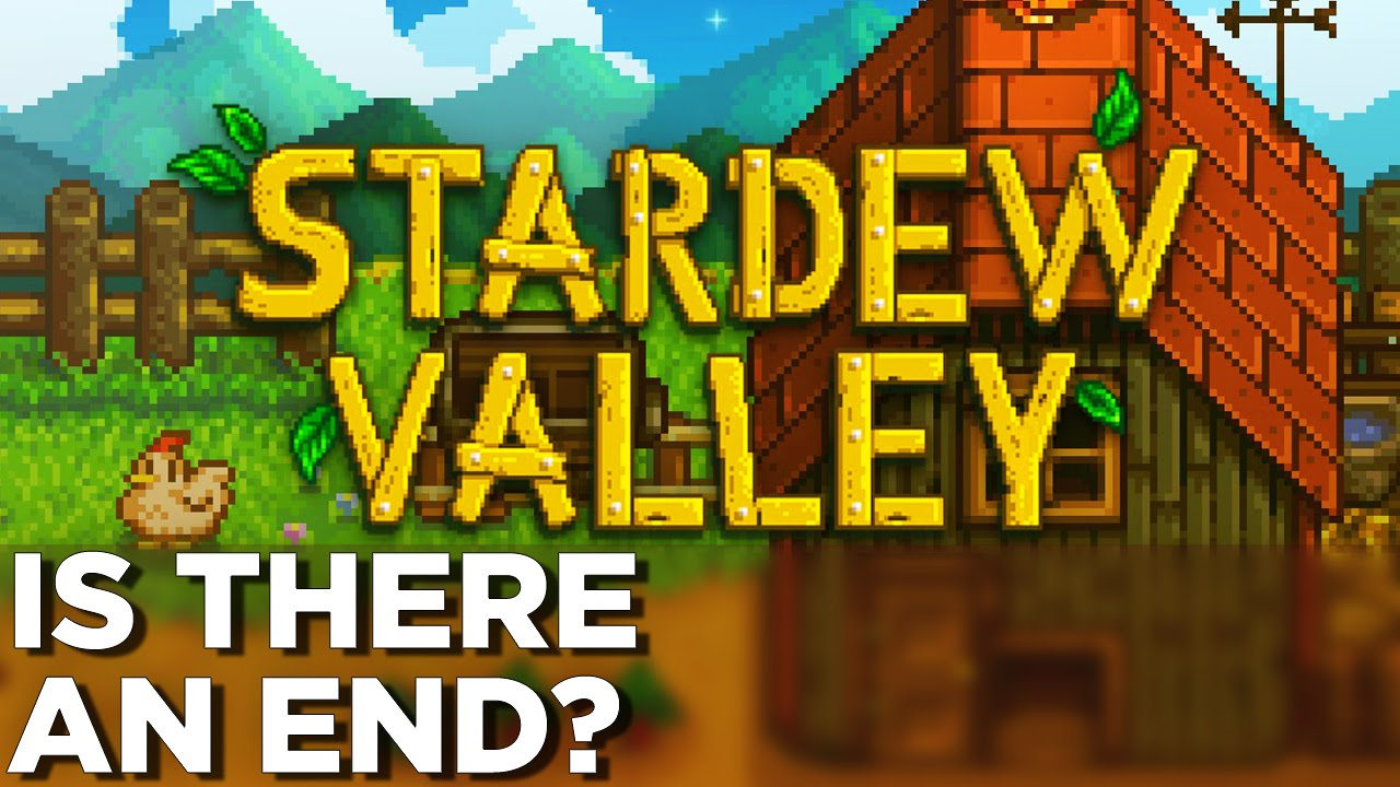 STARDEW VALLEY: Is There An End? – SEO Play Episode 19