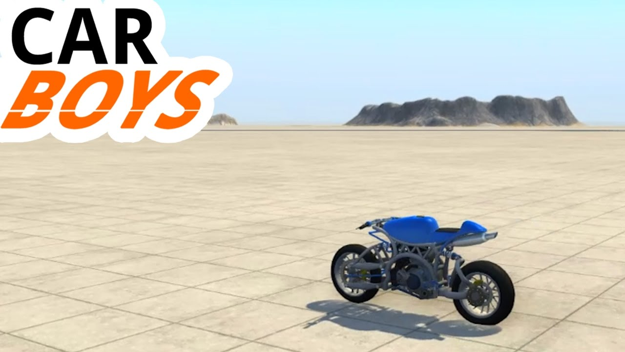 Nick and Griffin's Sport Bike Adventure — CAR BOYS, Episode 19