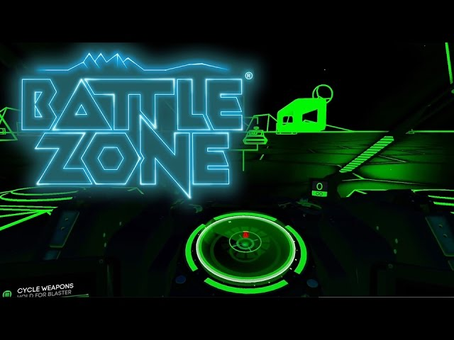 "Battlezone – ""Classic Mode"" Free Update Trailer"