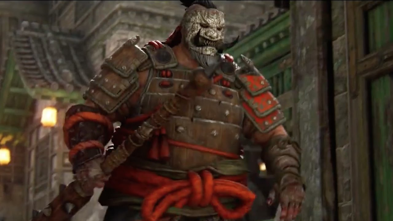 For Honor: Multiplayer Preview – Beware of the Shugoki