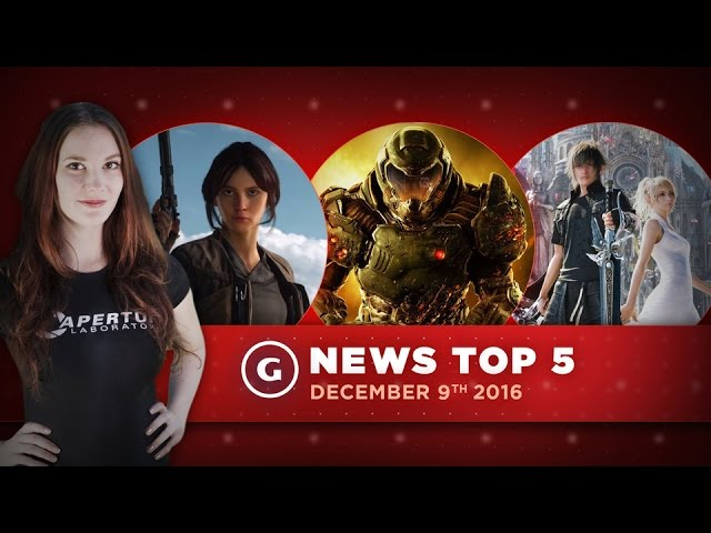 ARK Survival Evolved on PS4 and Final Fantasy XV Updates! – GS News Update