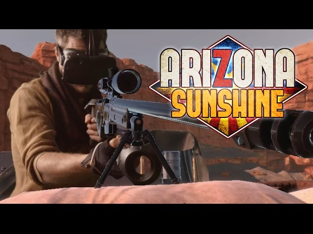 Arizona Sunshine – Launch Trailer