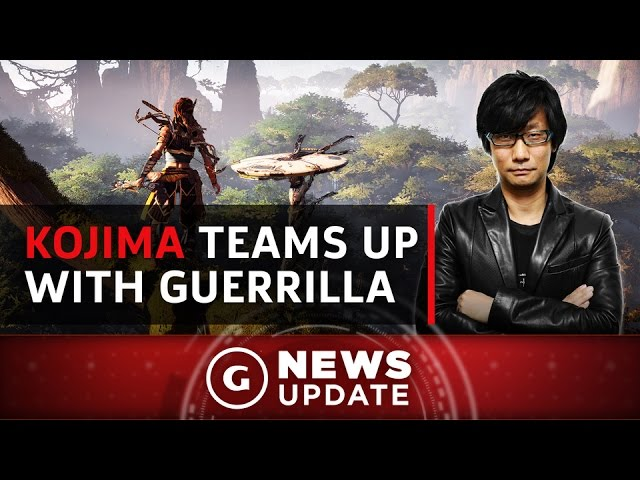 Kojima Partnering With Killzone, Horizon Dev Guerrilla for Death Stranding – GS News Update