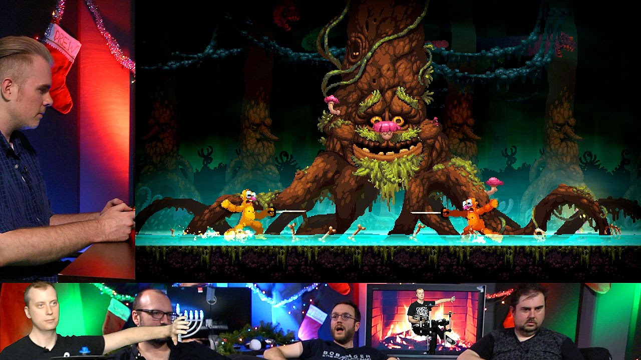 Nidhogg II: Unfinished 12/09/2016