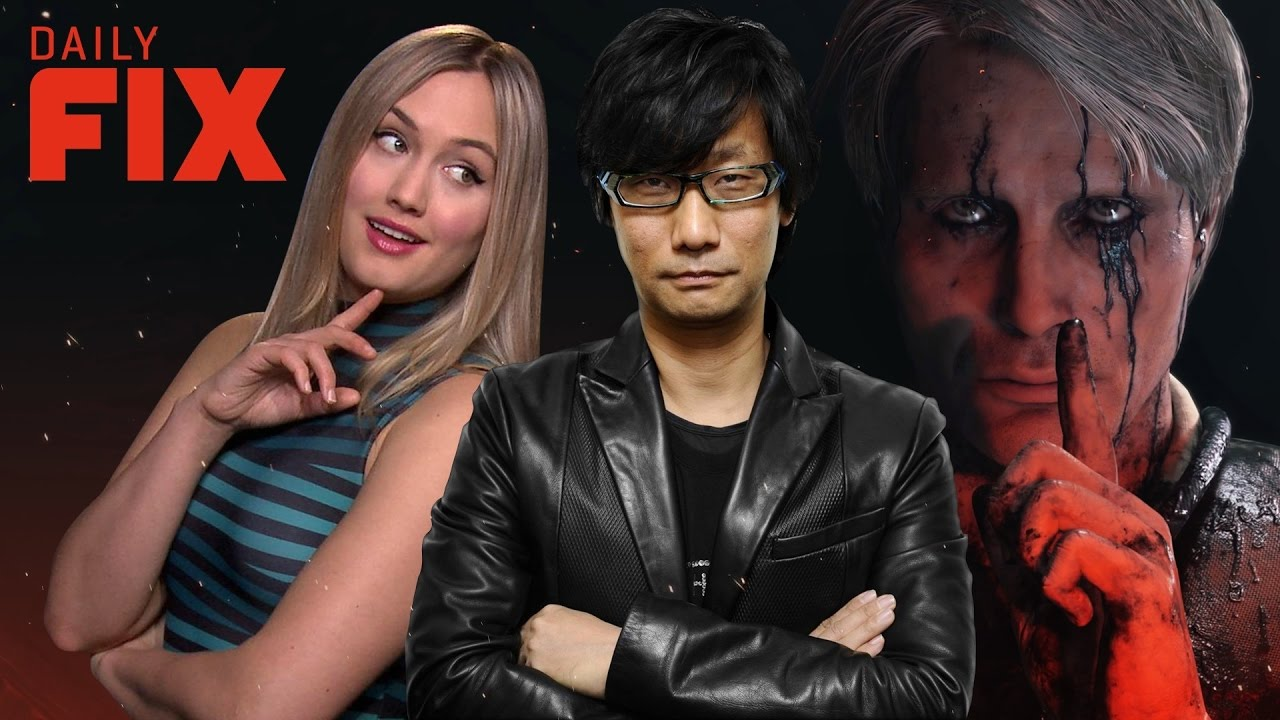 Hideo Kojima on Why Death Stranding Won't Take Forever – IGN Daily Fix