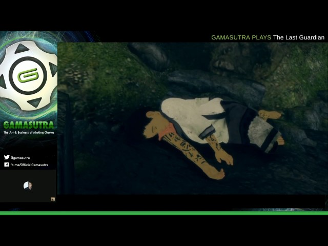 Gamasutra Plays The Last Guardian