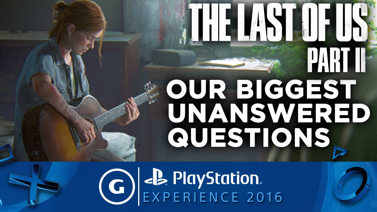 Our Biggest Unanswered Questions From The Last of Us Part II