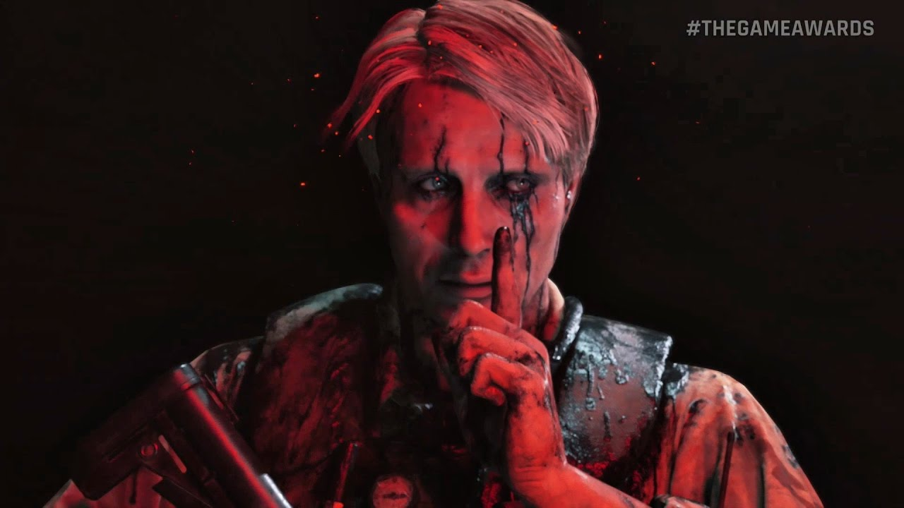 Death Stranding: Mads Mikkelsen Game Awards Trailer in 4K