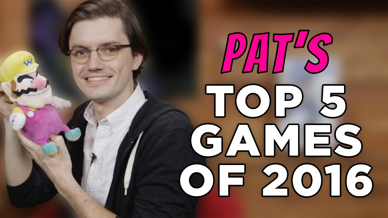Pat's Top 5 Games of 2016 — Polygon
