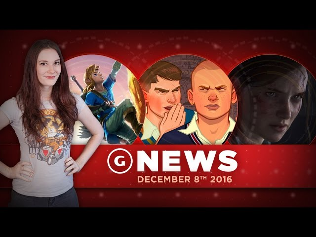 Nintendo Switch On Tonight Show & Bully Re-released! – GS Daily News