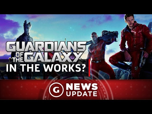 Deus Ex Dev Reportedly Working On Guardians Of The Galaxy Game – GS News Update