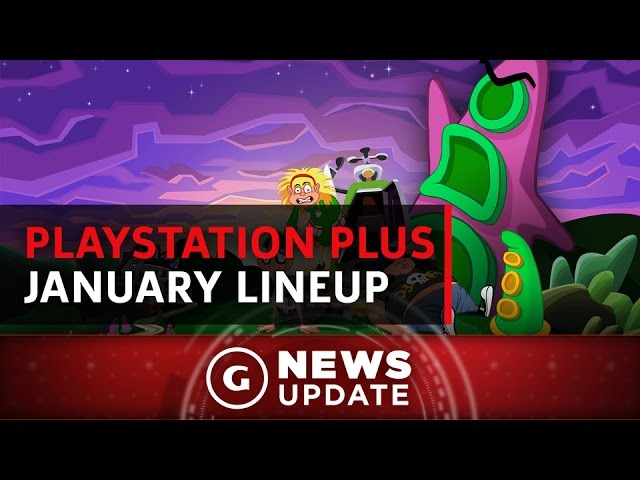 Free PlayStation Plus Games for January 2017 – GS News Update