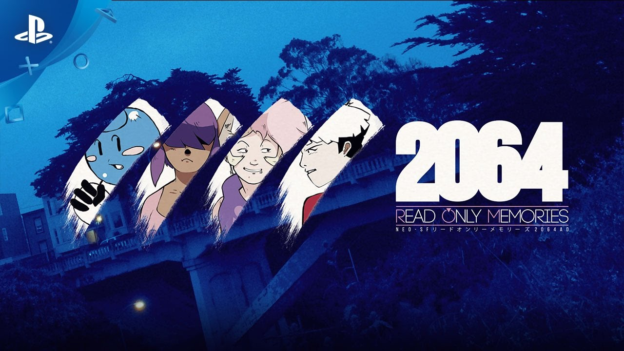 2064: Read Only Memories – Launch Trailer | PS4