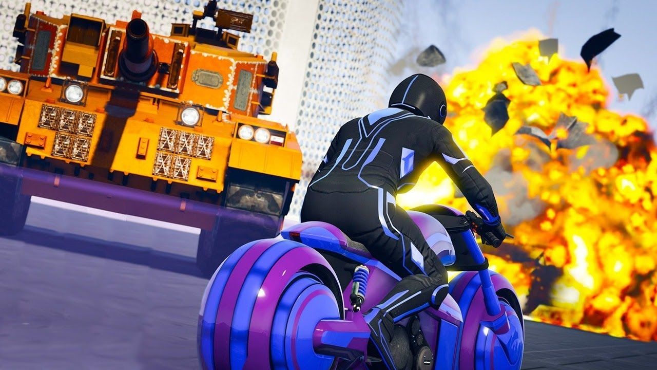 GTA Online – Adversary Mode: Vehicle Vendetta