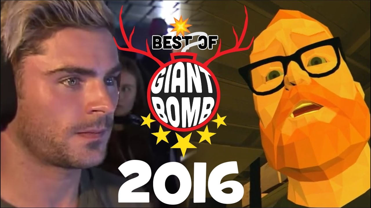 Best of Giant Bomb – 2016
