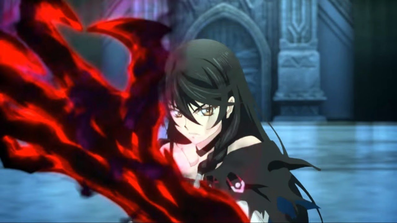 Play A Demon-Eating Demon in Tales of Berseria