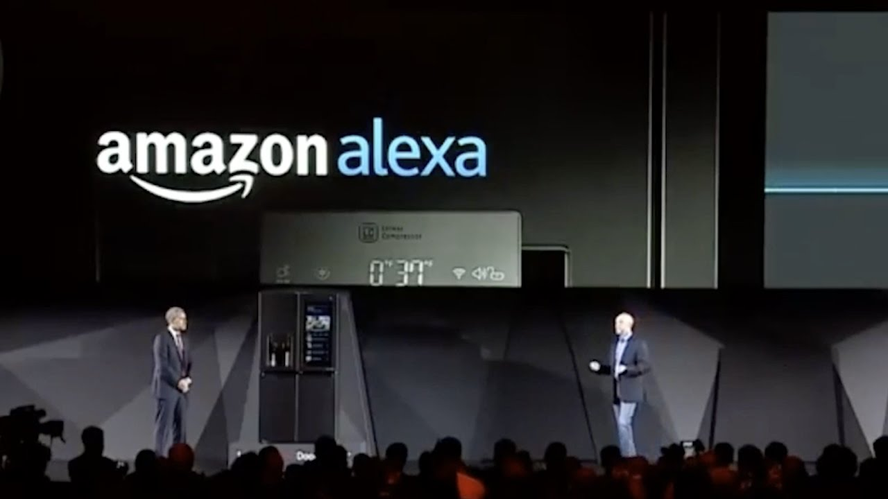 The Amazon Home Takeover in 2017 – CES 2017