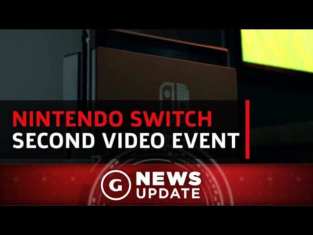 Nintendo Switch Getting a Second Video Event – GS News Update