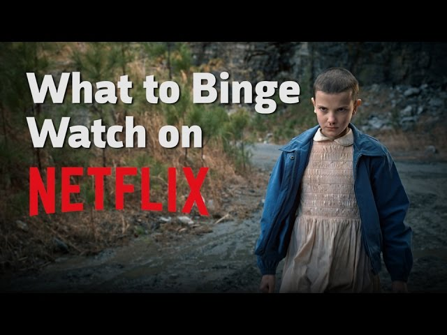 Best Shows to Binge Watch on Netflix Right Now