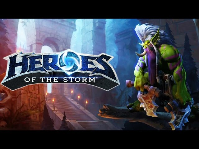 Heroes of the Storm – Official Zul'jin Spotlight Trailer