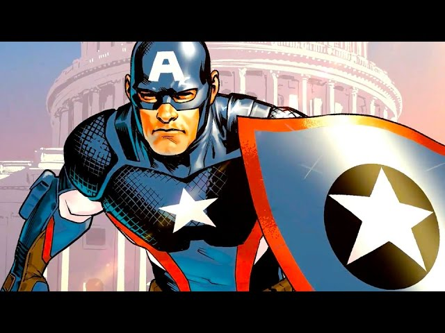 Captain America: Steve Rodgers – Hail Hydra Launch Trailer