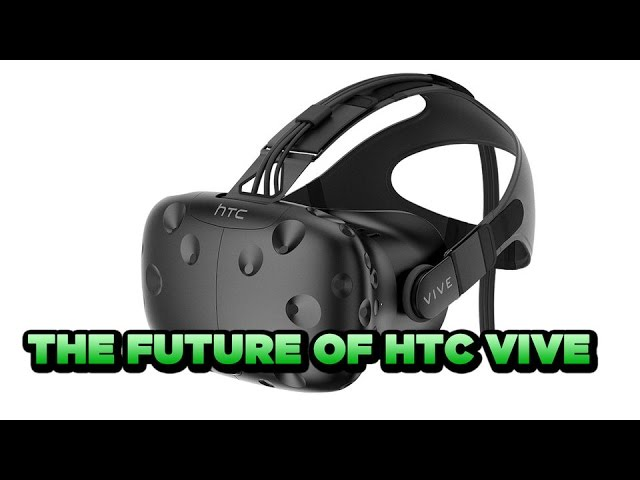 A Look at the Wireless Future of the HTC Vive – CES 2017