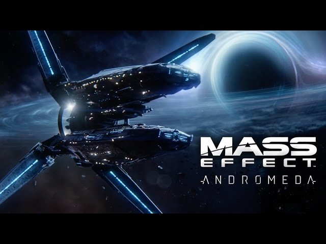 Andromeda Initiative: Pathfinder Team Briefing – Mass Effect Andromeda