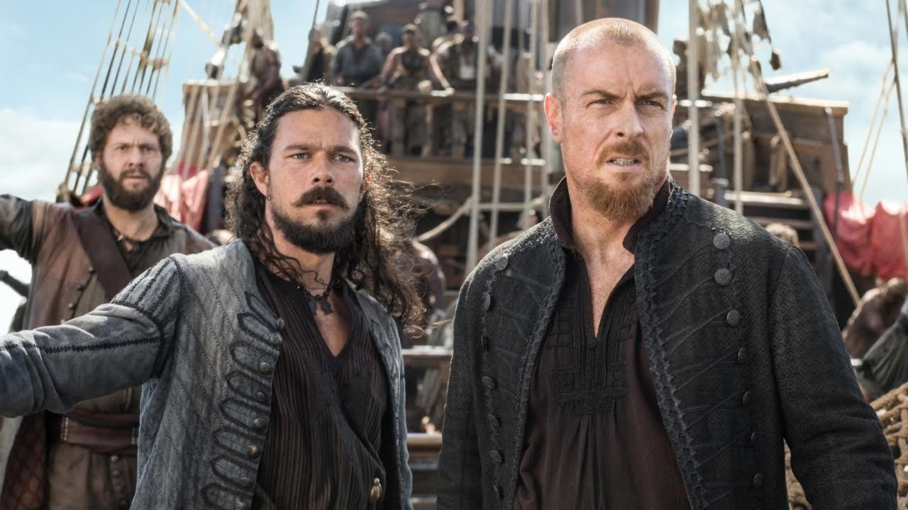 Black Sails – Silver and Flint Are Ready for War in the Final Season