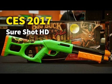 CES 2017: Sure Shot HD Android Video Game Console