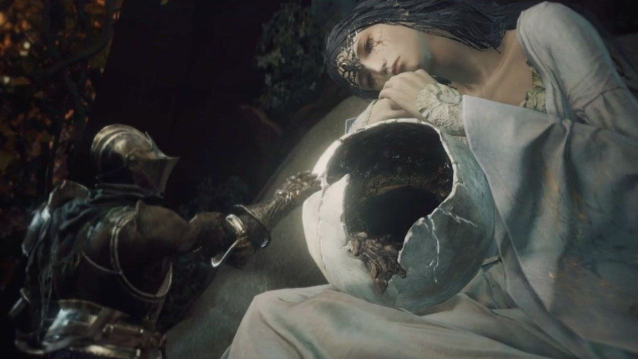 Dark Souls 3 Official The Ringed City DLC Announcement Trailer