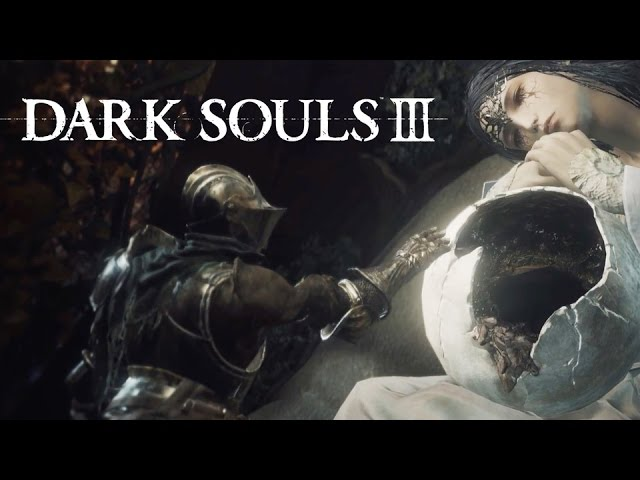 Dark Souls III – The Ringed City DLC Announcement Trailer
