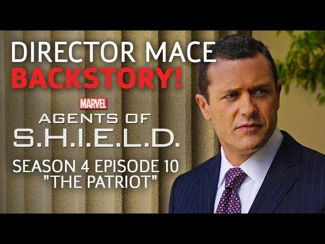 Director Mace Backstory Exposed: Agents of Shield Episode 410 Recap