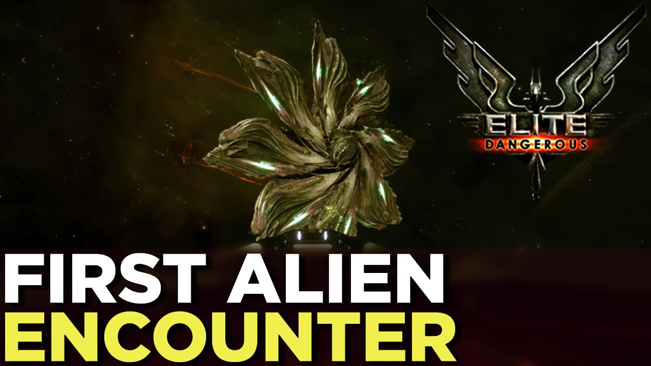 ELITE: DANGEROUS FIRST ALIEN CONTACT – Dr. Kaii Talks About His Experience