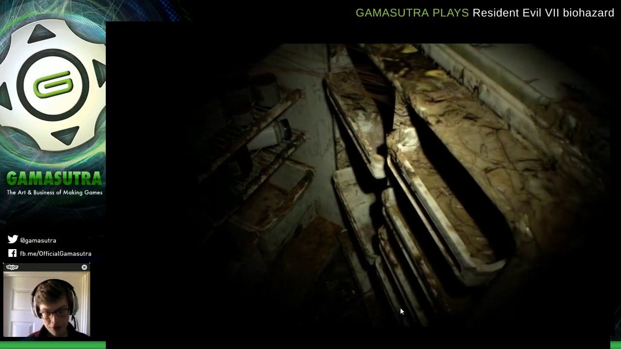 Gamasutra plays the first hour of Resident Evil 7