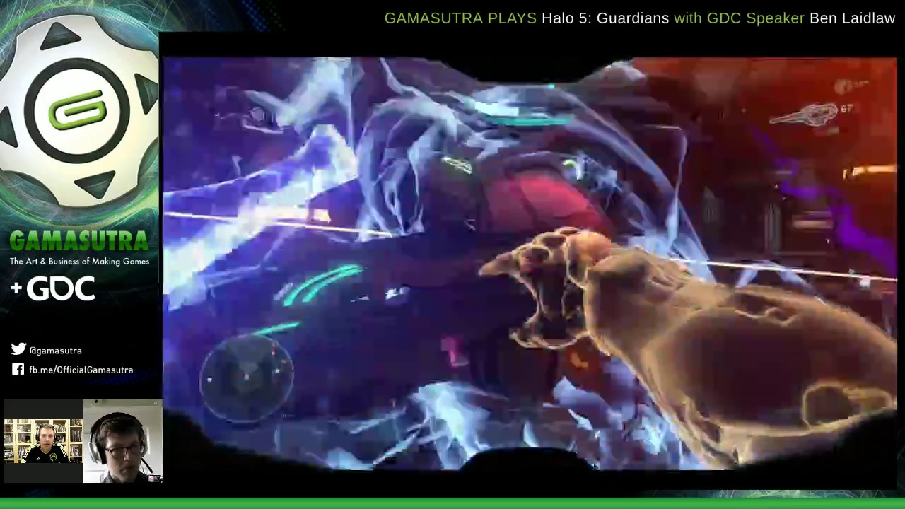Gamasutra Talks to Halo 5 Technical Artist Ben Laidlaw
