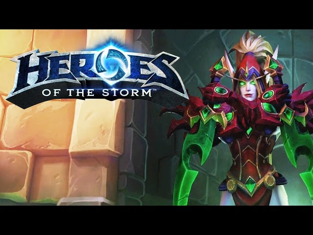 Heroes of the Storm – Official Valeera Spotlight