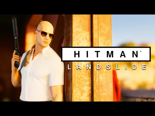 Hitman – Landslide Reveal Trailer