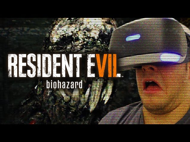 How Effective Is Resident Evil 7's VR?