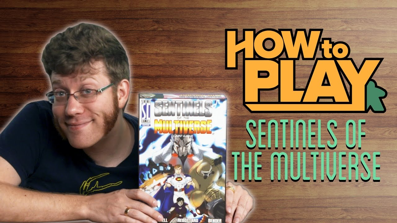 How to Play SENTINELS OF THE MULTIVERSE!