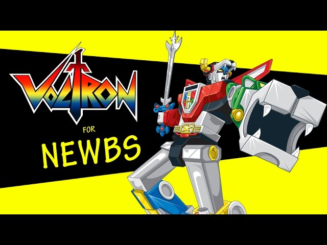 How Voltron Almost Never Existed