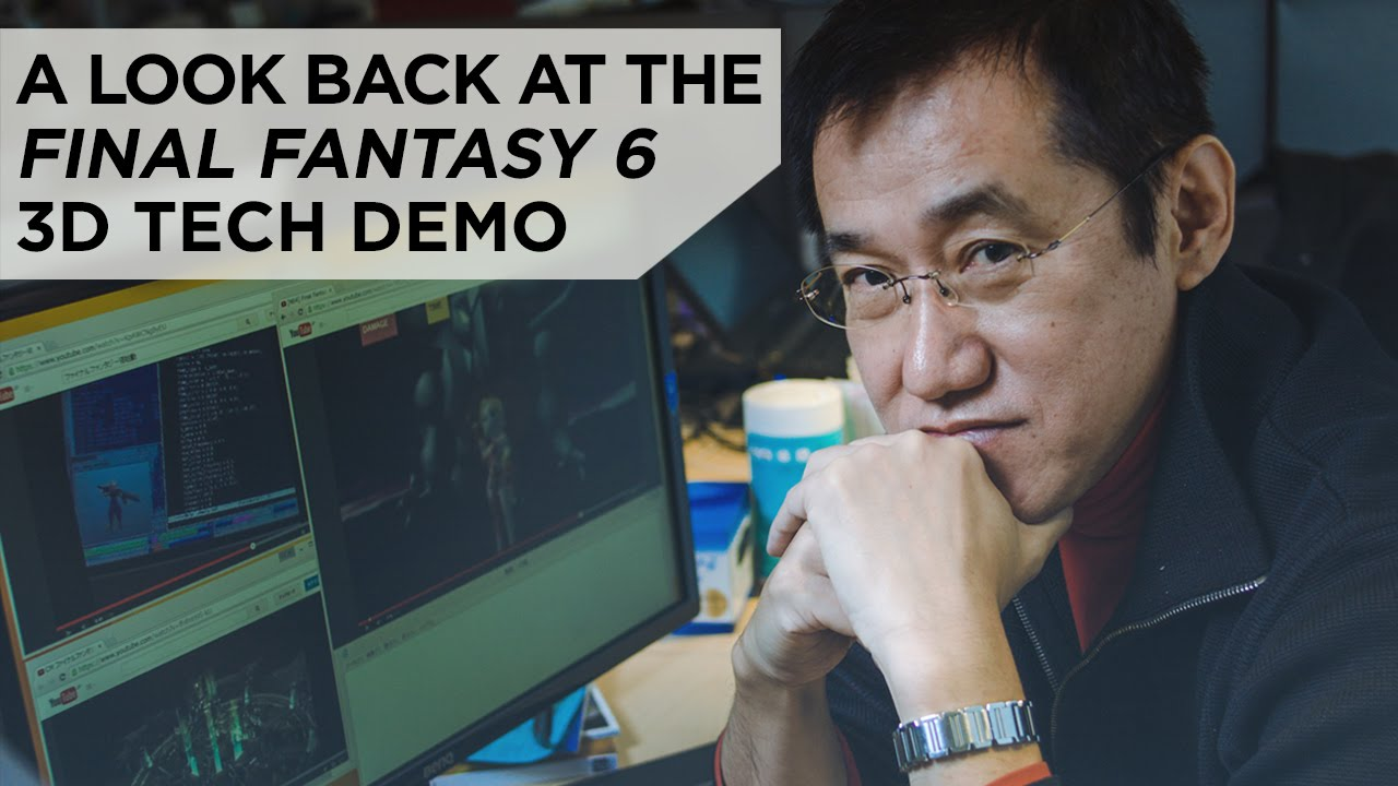 Looking Back at Square's Final Fantasy VI Tech Demo with Kazuyuki Hashimoto