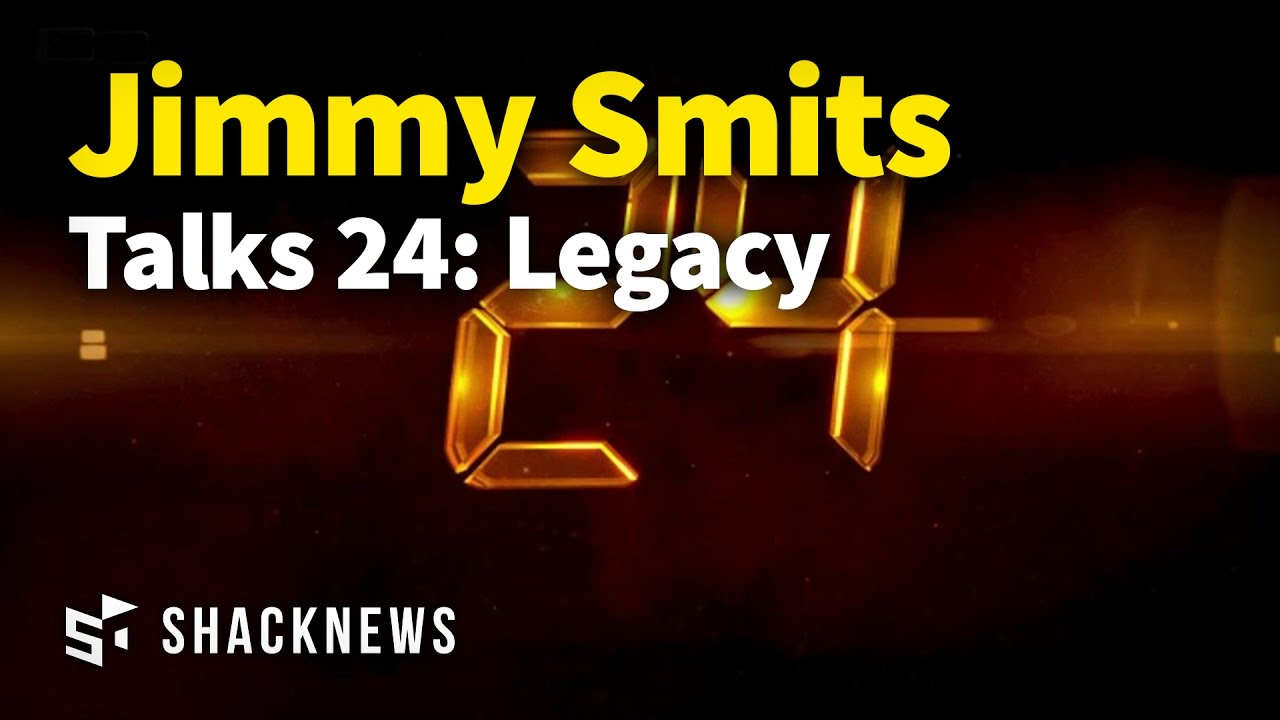 Jimmy Smits Talks 24: Legacy