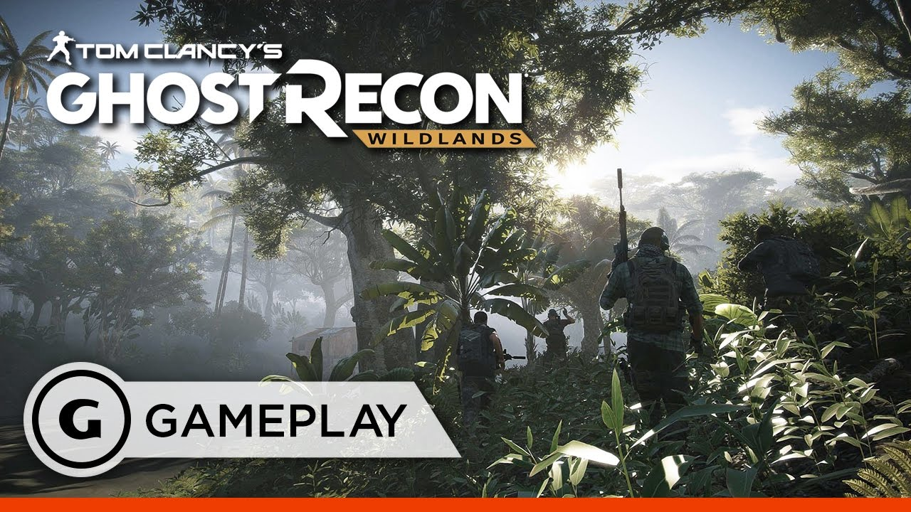 """La Santera"" Official Full Mission Playthrough – Ghost Recon Wildlands"