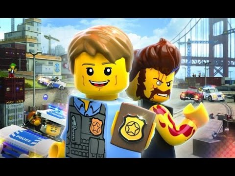 LEGO City Undercover: Announce Trailer