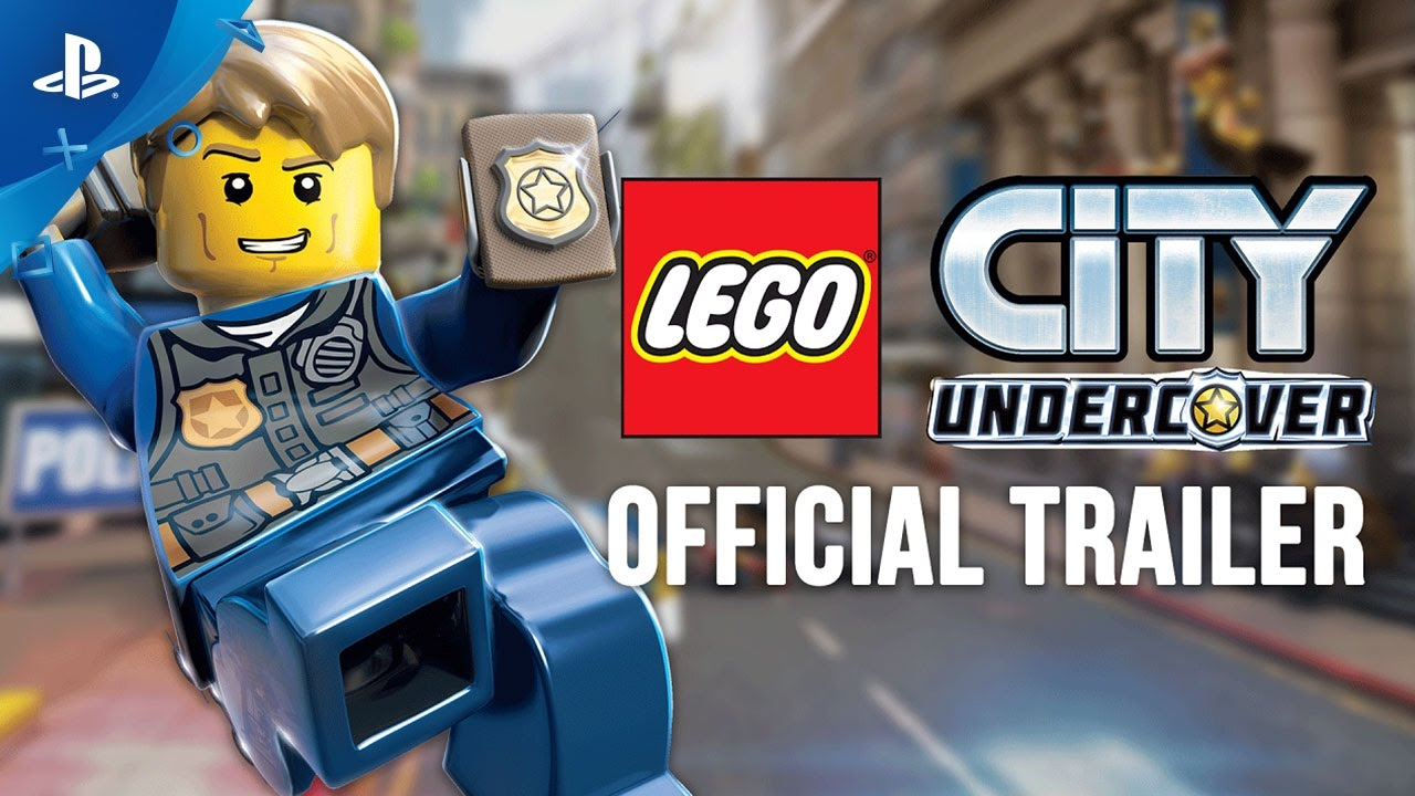 LEGO CITY Undercover – Official Trailer | PS4