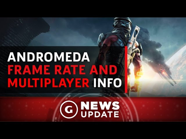 Mass Effect Andromeda PC Frame Rate & Multiplayer Info! – GS News Update