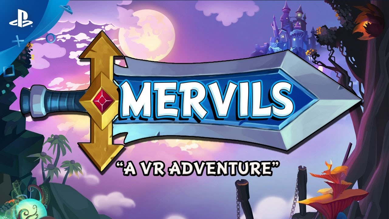 Mervils: A VR Adventure – Launch Trailer | PS VR